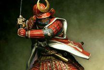 Самурай - воин