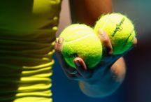 Tennis / Because I am sporty....