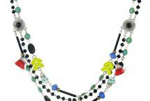 """Bijoux TARATATA """"Kali"""" / Bijoux TARATATA """"Kali"""" : des bijoux ludiques et colorés. http://www.bijouterie-influences.com/search.php?search_query=Taratata+kali"""