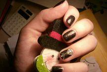 my nails*