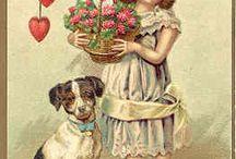 Vintage Valentines / by Lynn White