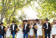 Country Chic Wedding Dress Code