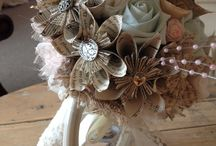 Handmade by Polly! / All of our lovely bouquets, button holes, bits and bobs available in our shop.