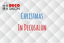 Christmas in Decosalon / Ideas for Christmas gifts from Decosalon. For everyone ;)