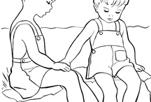 PERGAMANO ENFANTS Patrons