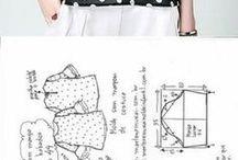 tipare bluze