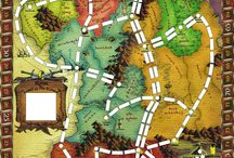 Ticket to Ride ~ Maps &  More...