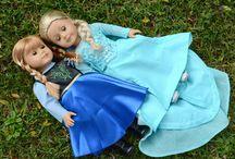 šití na panenku