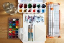 Watercolor Painting: Tips, Tutorials, and Projects / by Melissa Boyd