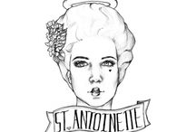 St. Antoinette / by Aurora Lady