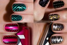 nails / by Ruth Hendershot