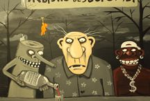Vasya Lozhkin / Dedicated to art of one of my favorite artists