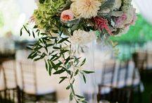 kwiaty na stoły