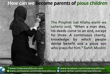 PARENTING - ISLAMIC PARENTING / Islamic Parenting