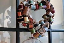 cotton reel ideas