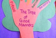 Preschool Theme Being Kind and Good Manners