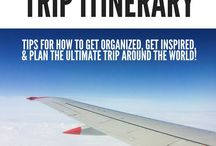 Gap Year Planning / Planning a gap year and want to travel around the world for a year or two? Here is all the information on how you can get started on your gap year planning and how to do a trip around the world.