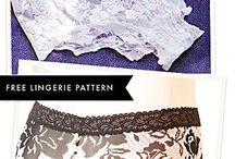 Sewing Lingerie & Underwear