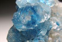 Krystaly, Minerály...