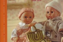 Книги и журналы про кукол. Books and magazines about dolls.