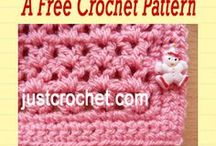 Crocheted dolls/preemie clothes