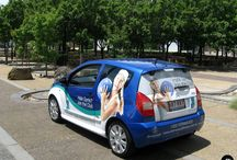 Car Graphics for personal trainers