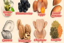 Foods for Healthy Hair / Food tips for Healthy Hair