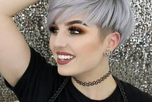Short Hairstyle Trends Fall 2017 / Short Hairstyle Inspiration for Fall 2017