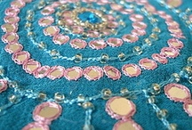 India's embroidery