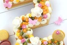 numéro cake