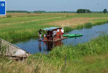 Spływy tratwami - Biebrzański Park Narodowy