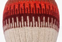 вязание. шапки