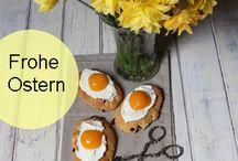 Food | Ostern Rezepte / Auf dieser Pinnwand teile ich Oster-Rezepte von mir und euch!