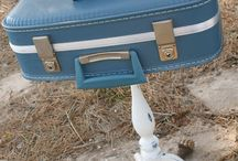 Home: Restyled Suitcase Projects / by Oh My! Creative