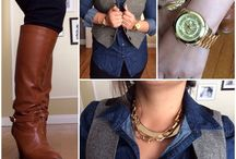 style of the day / what i wear from time to time ...from one occasion to the next.