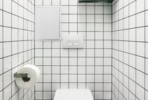 Bathrooms and toilets