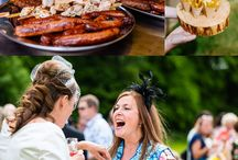 Feeding your wedding guests