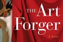 """One Book One Hudson 2015 / Find read-a-likes, watch-a-likes and program recommendations to go along with our community read """"The Art Forger"""" by Barbara Shapiro!"""