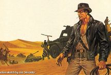 Indiana Jones..I love me some Dr. Henry Jones / by Marisa Hurley