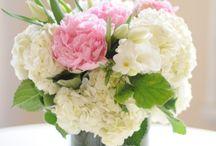 Flower arranging step by step