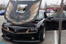 Hurst Edition Pontiac TransAm T-Top Conversion / Hurst Edition Pontiac TransAm T-Top Conversion