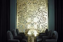 Interiéry restaurace, bary, hospody