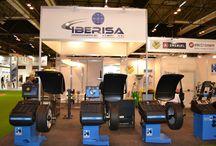 Feria MOTORTEC MADRID 2015 / Feria de maquinaria de automoción en IFEMA (Madrid)