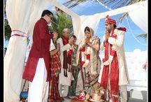Beautiful Indian wedding at la Concha Resort / Photo By Raymond Vega Photography