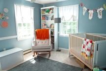 Nursery Ideas / by Lindy Stegelman