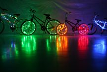 Brightz Lightz / Light up your bike, cooler, cornhole boards, scooter, anything you can think of! Need inspiration? Check out our board Brightz Custom Set-Up or our website for ideas!