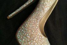 Mooie schoenen / Alleen om mee te zitten of naar te kijken