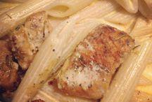 Chicken Cajun Pasta / Dinner