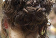 Brautfrisuren / wunderschöne Frisurenideen für die Braut