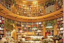Libraries / by Jacqui Moore